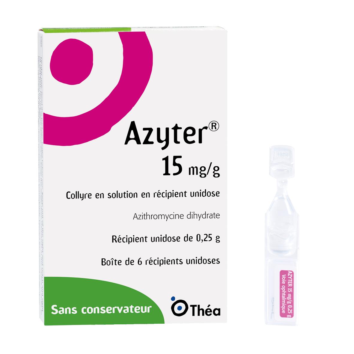 AZYTER® 6 UNIDOSES Image