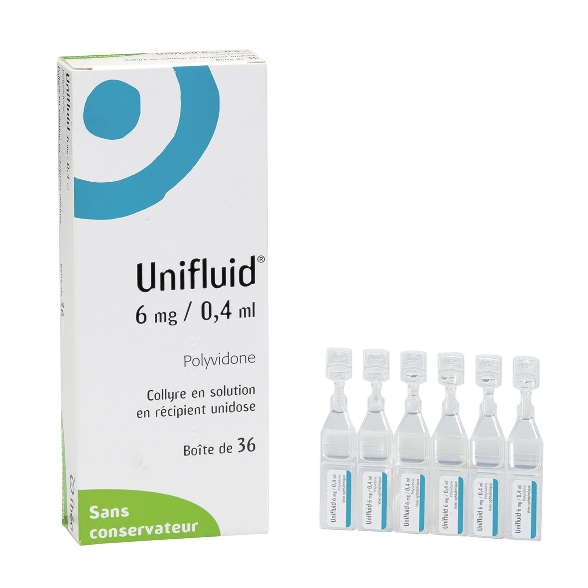 UNIFLUID® 36 UNIDOSES Image